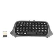 2,4 g de bluetooth jogo keypad teclado controlador alça teclado Chatpad para xbox um controlador