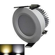 billige Innfelte LED-lys-3000-3200/6000-6500 lm Led-Nedlys 6 leds SMD 5630 Varm hvit Kjølig hvit AC 100-240V