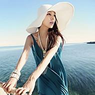 Χαμηλού Κόστους Αξεσουάρ Μόδας-Γυναικεία Μονόχρωμο Μοντέρνο Στυλ - Καπέλο ηλίου