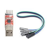 CP2102 usb para módulo conversor ttl for (para arduino) (funciona com oficial (para Arduino) placas)