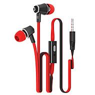 povoljno Discover-U uhu Žičano Slušalice plastika mobitel Slušalica S mikrofonom Slušalice