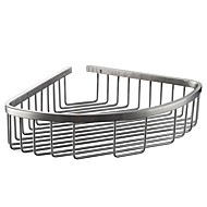 Shower Basket / Stainless Steel Stainless Steel /Contemporary