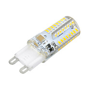 billige Kornpærer med LED-3W 270 lm G9 LED-kornpærer T 64 leds SMD 3014 Varm hvit Kjølig hvit AC 220-240V
