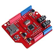 cheap -Geeetech VS1053 MP3 shield board with TF card for Arduino