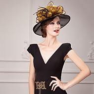 Organza Kentucky Derby-Hut / Hüte mit 1 Besondere Anlässe Kopfschmuck