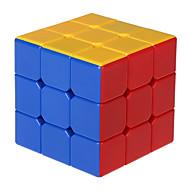Rubiks terning 3*3*3 Let Glidende Speedcube Magiske terninger Professionelt niveau Hastighed Nytår Barnets Dag Gave