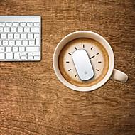 את התה עם עיצוב חלב עיצוב דקורטיבי מקלדת העכבר מדבקות עור מק