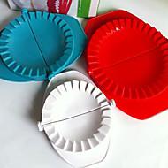 set van 3 plastic deeg pers schimmel knoedel maker keuken tool gadget