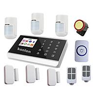 זול -מערכת אזעקה - GSM/TELEPHONE - SMS/טלפון