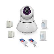 Snov® HD WIFI IP Video Camera Alarm Support Night Vision and Andriod & IOS APP SV-VPC2EK4