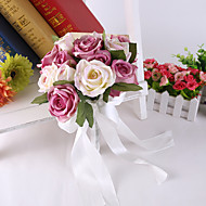 Rose Flower Bride Bridal Wedding Bouquets Accessaries Party Decor for Wedding