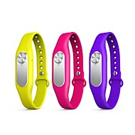 New Style Fashion Unisex Bracelet with Digital Voice Recorder(8GB) Multicolor