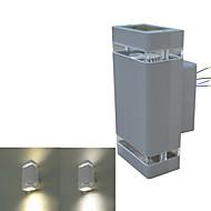 billige Vegglamper med LED-Jiawen opp ned ledet utendørs belysning vegg lampe utvendig utenfor veranda lys vanntett ip65 hage vegg sconces buitenverlichting
