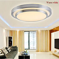 cheap Ceiling Lights & Fans-Traditional/Classic Modern/Contemporary Mini Style LED Flush Mount Downlight For Living Room Bedroom Bathroom Kitchen Dining Room Study