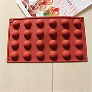 moldes de cozimento de silicone para cozinhar bolachas de chocolate com bolachas
