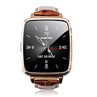 tanie Inteligentne zegarki-Inteligentny zegarek na Inne / iOS / Android Wodoszczelny Czasomierz / Stoper / Rejestrator snu / Pulsometr / Budzik / Odbieranie bez użycia rąk / Obsługa multimediów / Obsługa wiadomości / Audio
