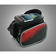 Basecamp Cyklistická taška 1.8LLBrašna na rámVoděodolný Odolné vůči dešti Reflexní pásek Odolné vůči prachu Odolný proti vlhkosti