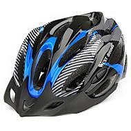 Bike přilba Cyklistika 19 Větrací otvory Nastavitelný Visor Mountain Ultra lehký (UL) Sportovní EPS+EPU Silniční cyklistika Rekreační