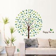 Slova a citáty Komiks Botanický motiv Samolepky na zeď Samolepky na stěnu Ozdobné samolepky na zeď, Vinyl Home dekorace Lepicí obraz na