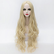 Wigs for Women Blonde Long Loose Wave Party Costume Wigs Cosplay Wigs For Halloween