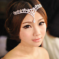 cheap Wedding Headpieces-Alloy Head Chain 1 Wedding Special Occasion Headpiece