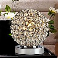 billige Lamper-Krystall Original Moderne / Nutidig Bordlampe Til Metall Vegglampe 110-120V 220-240V 40wW