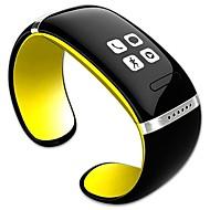 tanie Inteligentne zegarki-Inteligentny zegarek Inteligentne Bransoletka Ekran dotykowy Wodoszczelny Spalone kalorie Krokomierze Obsługa wiadomości Długi czas