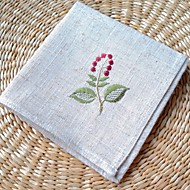 方形 ナプキン , リネン 材料 1
