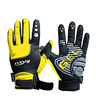 cheap Cycling Gloves-Nuckily Sports Gloves Bike Gloves / Cycling Gloves Keep Warm Waterproof Windproof Wearproof Anti-skidding Protective Shockproof