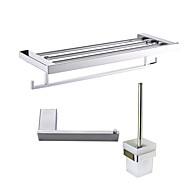 cheap Stainless Steel Series-Bathroom Accessory Set , Contemporary Stainless Steel Wall Mounted