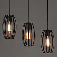 Χαμηλού Κόστους Wood Lights-COSMOSLIGHT Κρεμαστά Φωτιστικά Χωνευτό φωτιστικό οροφής - LED, Ρουστίκ / Εξοχικό Βίντατζ Παραδοσιακό / Κλασικό Μοντέρνο / Σύγχρονο Λευκό,