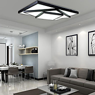 cheap Ceiling Lights-Ecolight 36W 90~265V Square Flush Mount/LED Modern/Contemporary Ceiling light