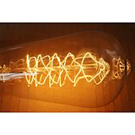 e27 60w st64 svingete edison retro dekorativ lyspære av høy kvalitet