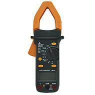 hyelec ms2101 auto bereik AC / DC stroom spanning digitale klem meter met temperatuur test