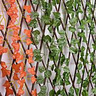 Gren Silke Planter Veggblomst Kunstige blomster