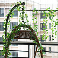 billige Kunstige blomster-Kunstige blomster 1pcs Gren Europeisk Stil Planter Veggblomst