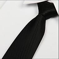 Muškarci Jednobojni Vintage Zabava Posao Ležerne prilike Classic Style Kravata