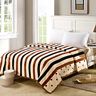 Yuxin®Cloud Mink Blankets Thicker Flannel Blanket Winter Thicker Bed Sheets Bedding Set
