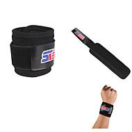 billige Sportsstøtter-Hånd- og håndleddstøtte til Løp Unisex Beskyttende Nylon 1pc
