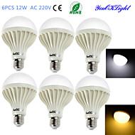 billige Globepærer med LED-YouOKLight 900lm E26 / E27 LED-globepærer B 18 LED perler SMD 5630 Dekorativ Varm hvit Kjølig hvit 220-240V
