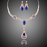 cheap Jewelry-Women's Others Jewelry Set Earrings / Necklace - Regular For Wedding / Party / Special Occasion