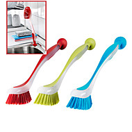 Plastis Sticks to Sinks Suction Cup Dish-washing Brush (Assorted Colours)
