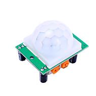 hc-sr501 ir infrarood bewegingsdetectiesensormodule voor Arduino