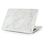 "nova moda mármore branco da tampa do caso difícil para o ar Apple MacBook 11 ""/ 13"""