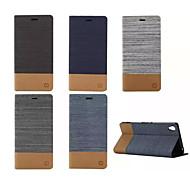 billiga Mobil cases & Skärmskydd-fodral Till Sony Z5 Sony Xperia Z3 Sony Xperia Z3 Compact Sony Xperia M4 Aqua Sony Xperia M2 Sony Xperia Z5 Compact Övrigt Sony Sony
