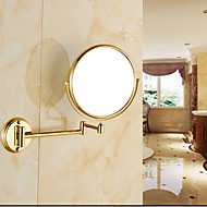 Mirror Bathroom Gadget / Ti-PVD Brass /Neoclassical