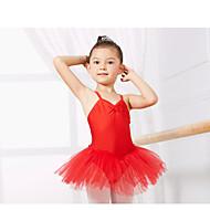 Kinderdanskleding / Ballet Gympakken Opleiding Spandex Mouwloos