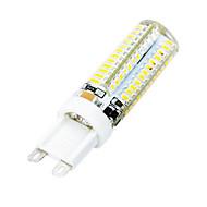 billige Kornpærer med LED-3.5W 300 lm G9 LED-kornpærer T 104 leds SMD 3014 Kjølig hvit AC 220-240V