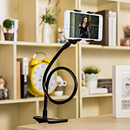 billiga Mobil cases & Skärmskydd-ziqiao lat telefonhållare för säng skrivbords bil universella för alla mobiltelefoner (slumpmässiga färger)