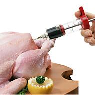 Vlees- & Visbenodigdheden Roestvast staal / ABS ,